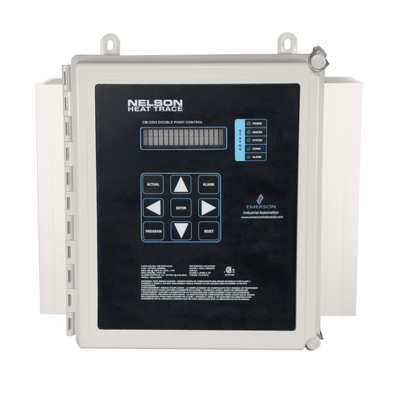 Nelson™ Heat Trace™ CM 2202 Dual Point Circuit Management System