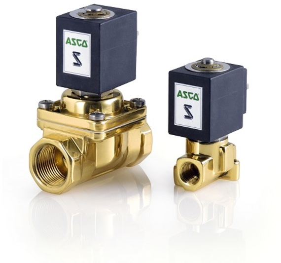 Steam and Hot Water Valves 240 ASCO