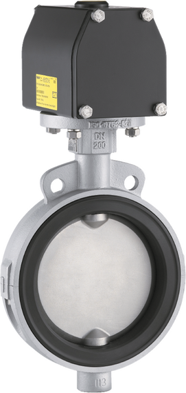 BrewSeal Butterfly Valves