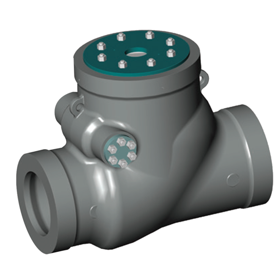 Style A High Pressure Check Valve