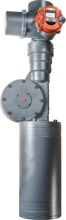 Bettis RTS FQ Fail-Safe Quarter-turn Electric Actuator