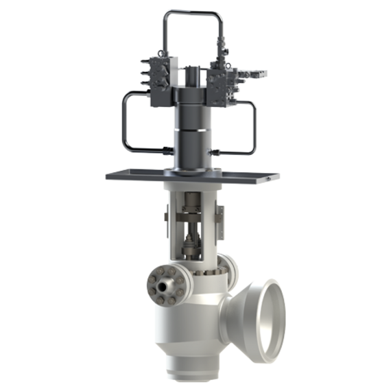 Sempell Model 302 Steam Conditioning Valve