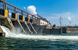 Hydroelectric Power Generation