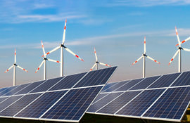 Wind & Solar Power Generation